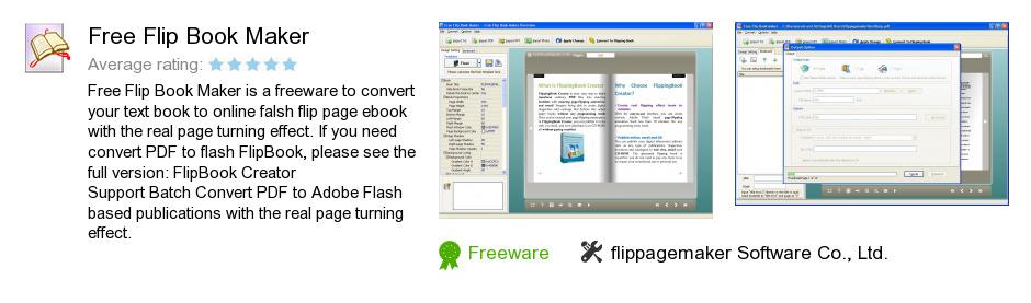 Free Flip Book Maker