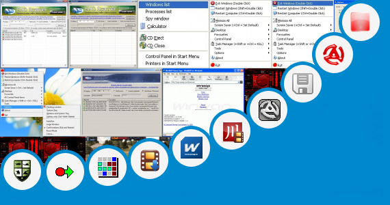Software collection for Red Wap For Computer