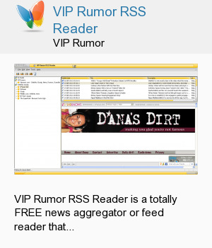VIP Rumor RSS Reader