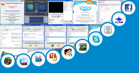 Software collection for Facebook Message Mp3 Clips