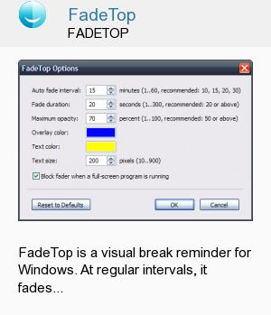 FadeTop