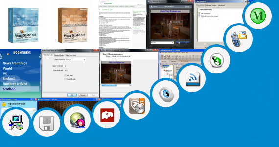Software collection for Bangla Font Supported Browser For Java Phone