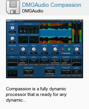 DMGAudio Compassion