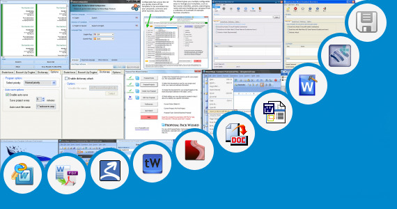 Software collection for Theme Word 2000