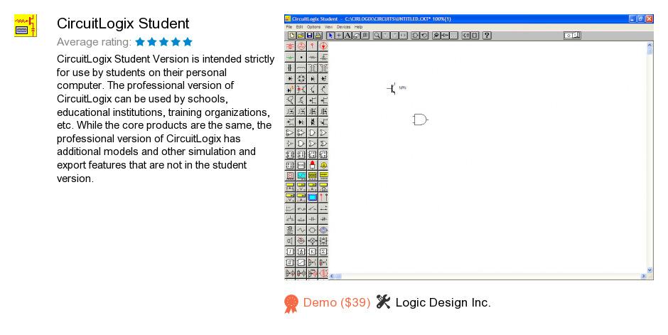 CircuitLogix Student