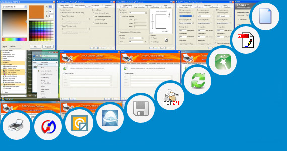 Software collection for Vector Pdf Creator