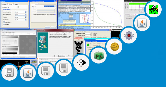Software collection for Physical Property