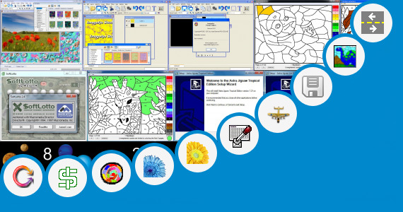 Software collection for Clipart Numbers 1 To 100