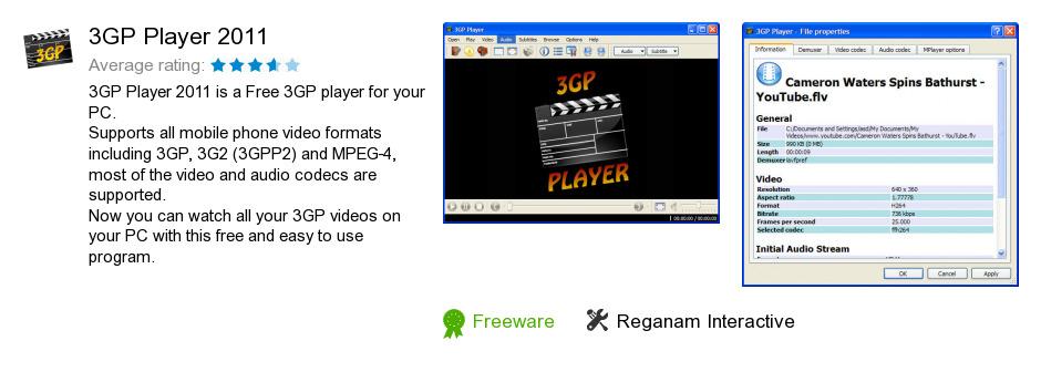 3GP Player 2011