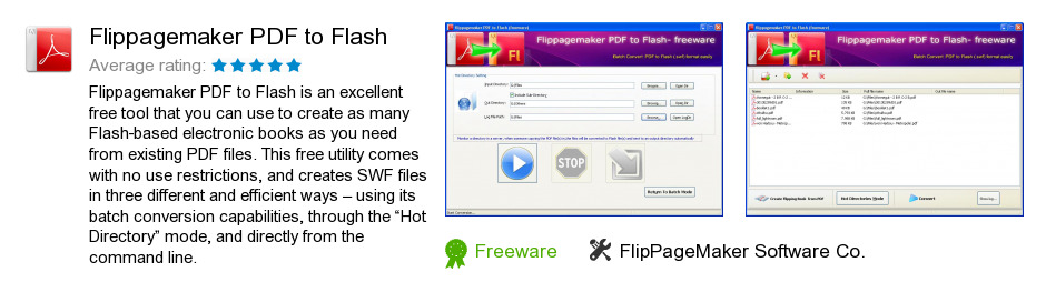 Flippagemaker PDF to Flash
