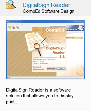 DigitalSign Reader