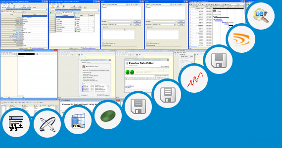 Software collection for Csv Viewer Software