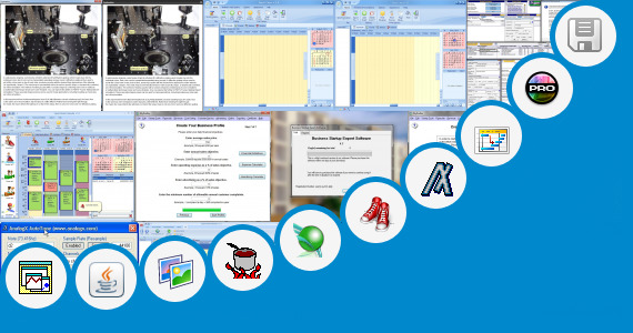 Software collection for Sample Of Individual Work Plan