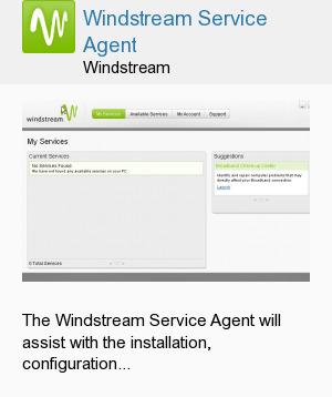 Windstream Service Agent