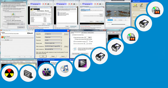 Software collection for Xbmc Mkv Codec Pack