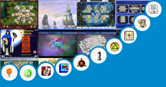 Freeware Mahjong Games