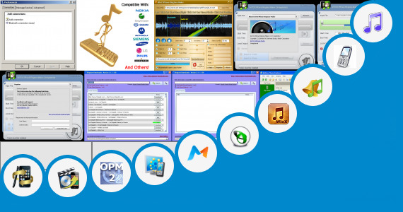 Software collection for Sms Tones M4r Ringtones