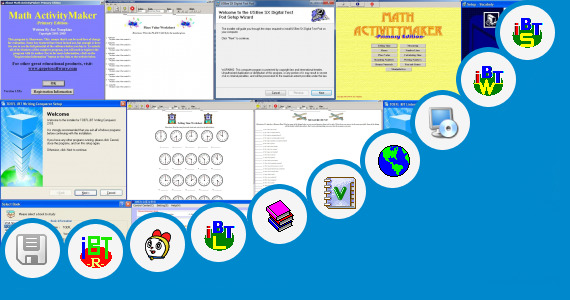 Software collection for Toefl Primary Test Sample Tests