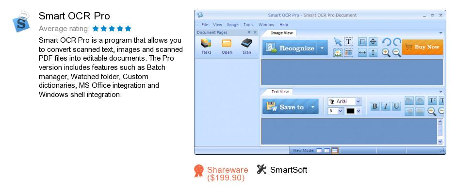 Smart OCR Pro