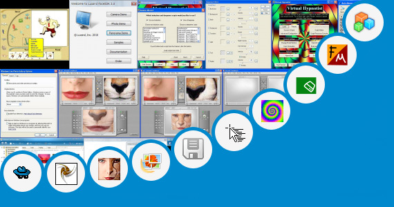 Software collection for Visual Basic Face Recognition