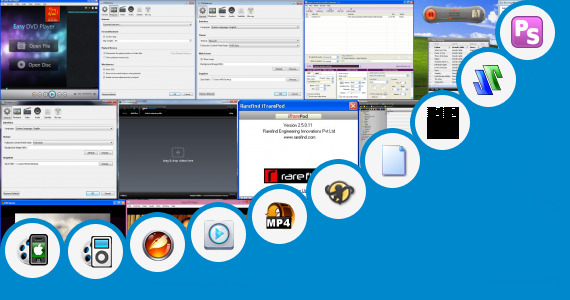 Software collection for Jquery Avi Plug