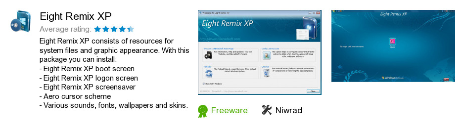 Eight Remix XP
