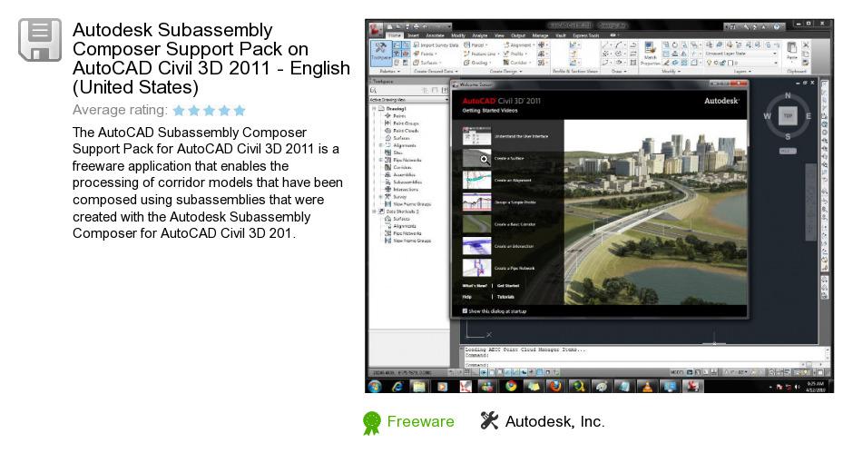 download manual autocad civil 3d 2012