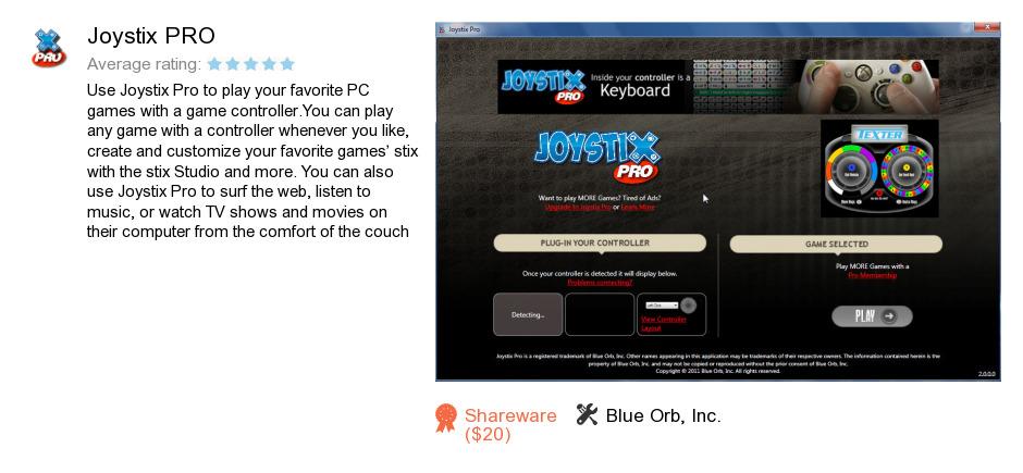 Joystix PRO