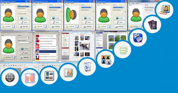 Passport Photo Software - Create ID Photos with Passport Photo Maker