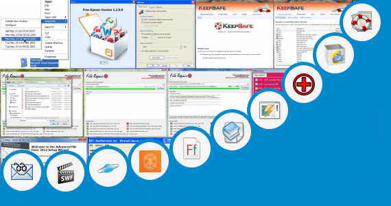 Software collection for How To Open Keepsafe Files