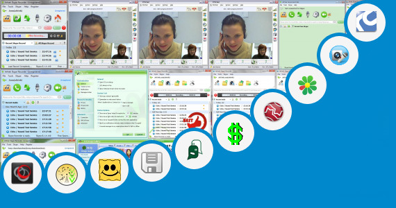 Software collection for Lovely Call New Accounts Register