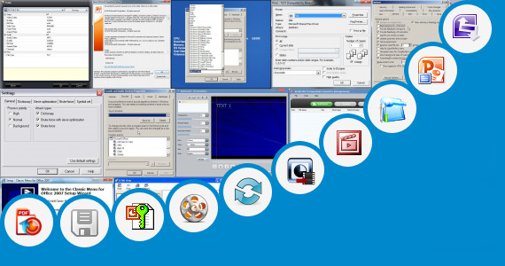 Software collection for Materi Microsoft Powerpoint 2007