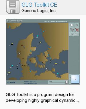 GLG Toolkit CE