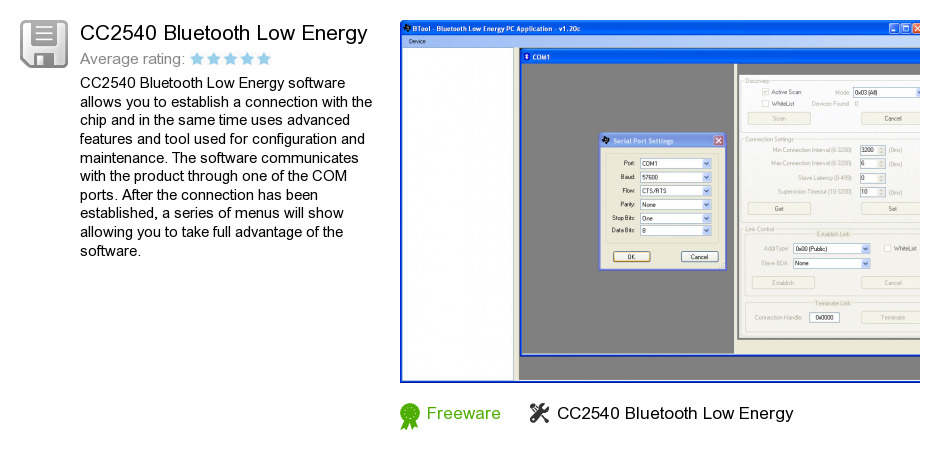 CC2540 Bluetooth Low Energy
