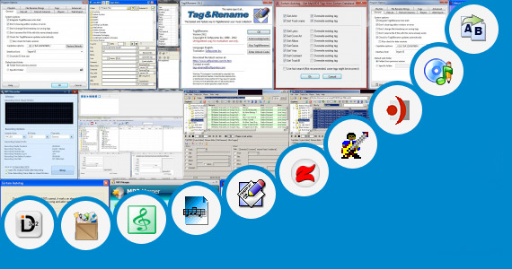 Software collection for Mp3 Tag Editor Hp Java Touchscreen