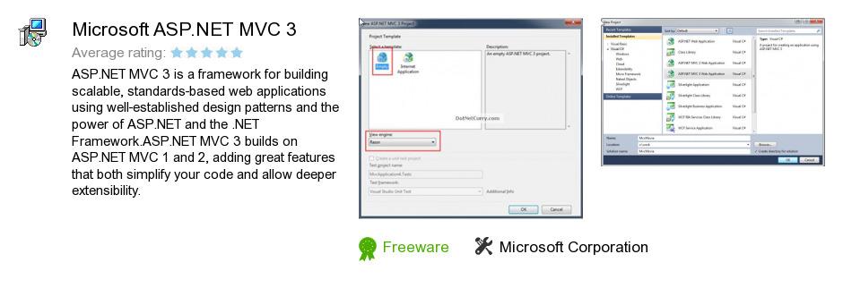 Microsoft ASP.NET MVC 3