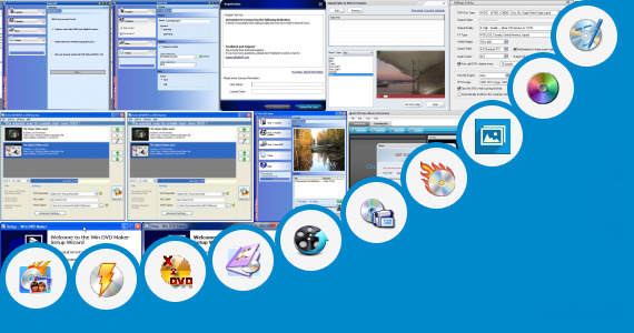 Software collection for Hd Dvd Maker Software