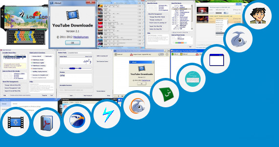 Software collection for Free Online Arabic Typing Tutor