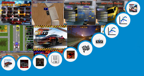 Software collection for Free Rp Points Drag Racing