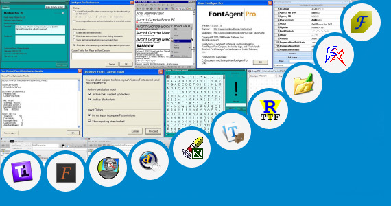 Software collection for Font Font Remover Jar