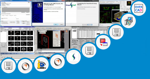 Free Autocad Sculpture Blocks Gdl Object Adapter And 17 More