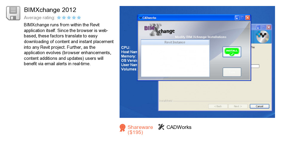 BIMXchange 2012