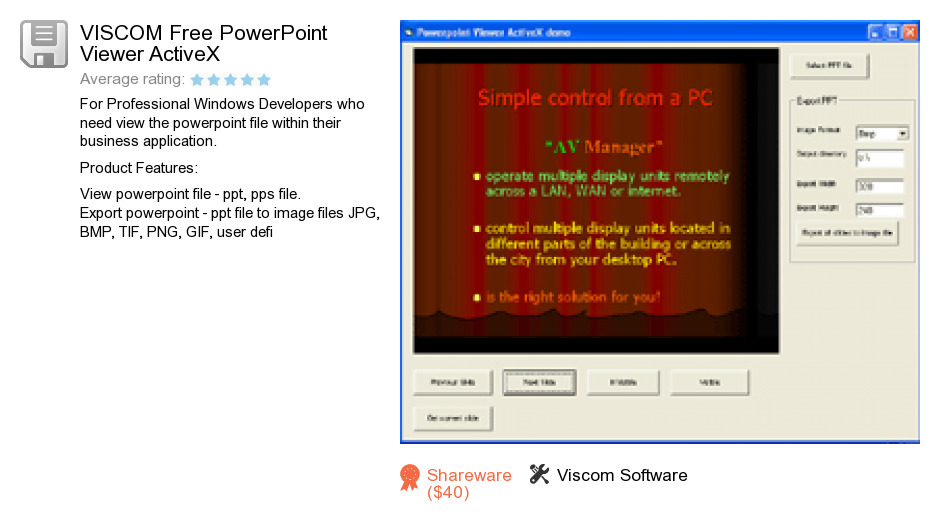 Télécharger Powerpoint Viewer 2010 pour Windows 7