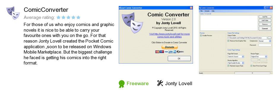 ComicConverter