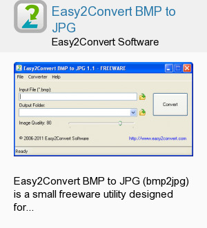 Easy2Convert BMP to JPG
