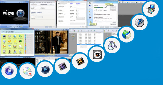 Download Corel DVD MovieFactory 7 for Windows