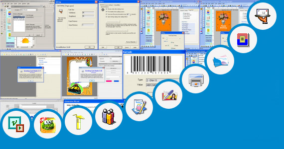 Software collection for Make Your Own One Direction Id Card