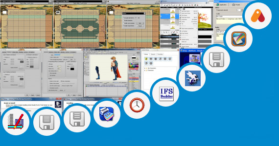 Software collection for Graph Paper Pictures Of Animals