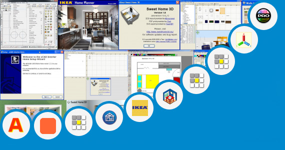 Best free furniture design software sweet home 3d and 28 for Home furniture design software