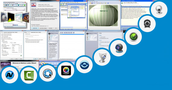 Software collection for Webcam Recorder And Photo Shooter